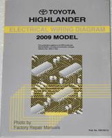 2009 Toyota Sienna Electrical Wiring    Diagrams     Original Shop    Manual     Factory    Repair       Manuals