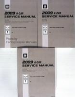 2009 GM A-Car Chevrolet Cobalt/Cobalt SS/Cobalt SS Turbo Pontiac G5 Service Manual