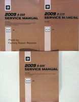 GM 2009 A-SUV Chevrolet HHR Service Manual 1, 2, 3