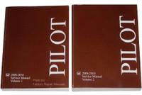 2009 2010 Honda Pilot Factory Service Repair Manual - 2 Volume Set