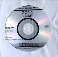 2011 Leaf Nissan Electronic Service Manual