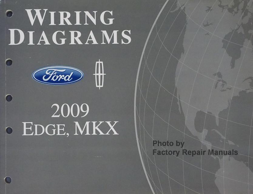 Wiring Diagrams 2009 Ford Edge Mkx: Ford Granada Wiring Diagram At Shintaries.co