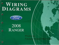 Wiring Diagrams Ford 2008 Ranger