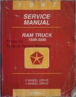 1997 Service Manual Ram Truck 1500-3500