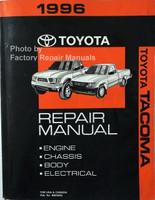 1996 Toyota Tacoma Repair Manual