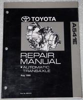 2000 2005 Toyota Avalon Automatic Transmission Overhaul Shop Repair Manual A541E
