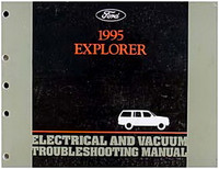 1995 Ford Explorer Electrical & Vacuum Troubleshooting Manual