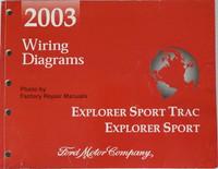 2003 Wiring Diagrams Ford Explorer Sport Trac Explorer Sport