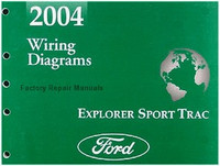 2004 Ford Wiring Diagrams Explorer Sport Trac