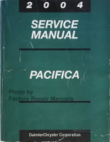 2004 Chrysler Pacifica Service Manual