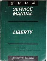2004 Service manual Liberty