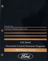 6.0L Diesel Powertrain Control/Emissions Diagnosis 2009 Service Manual