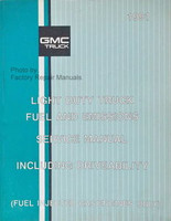 GMC 1991 Light Duty Truck Fuel & Emissions Service Manual