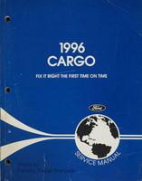 1996 Ford Cargo Truck Van Factory Service Manual CF-7000 CF-8000 CF Shop Repair