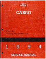 Ford Cargo 1994 Service Manual