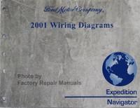 Ford 2001 Wiring Diagrams Expediton / Navigator