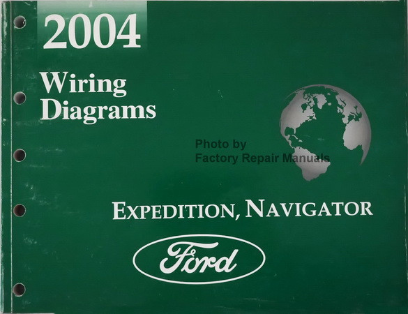 2004 wiring diagrams expedition, navigator ford