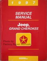 1997 Service Manual Jeep Grand Cherokee
