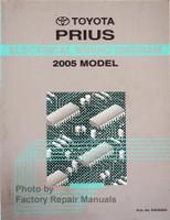 Toyota Prius Wiring Diagrams 2005 Model