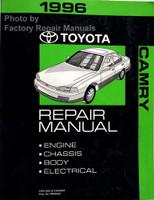 1996 Toyota Camry Repair Manual
