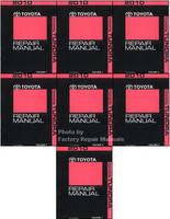 2010 Toyota Tundra Repair Manual 7 Volume Set