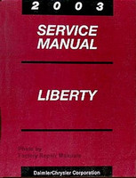 2003 Service Manual Jeep Liberty