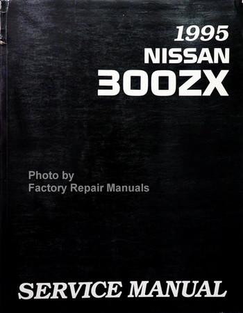 300zx twin turbo owners manual