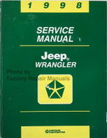 1998 Jeep Wrangler Service Manual