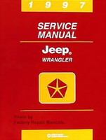 1997 Service Manual Jeep Wrangler