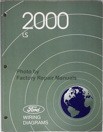 2000 lincoln ls ford wiring diagrams