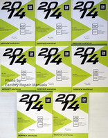 2014 Silverado, Sierra, Sierra Denali 2500/3500 Series Service Manuals GM CKPU Platform