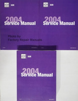 Chevrolet SSR 2004 Service Manual Volume 1A, 1B, 2
