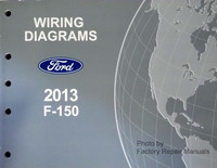 2014 Ford F-150 Electrical Wiring Diagrams F150 Truck ...