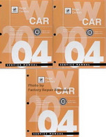 2004 Buick Century & Regal Factory Service Manuals