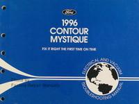 1996 Ford Contour and Mercury Mystique EVTM