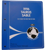 1996 Taurus Sable Service Manual