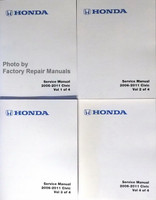 2006 honda civic factory service manual