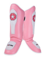 "Shin-/Instepguard TOP TEN MMA ""Shin-n-Step"" Pink"