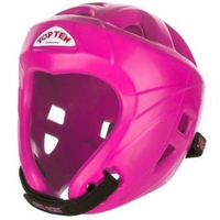 TOP TEN Avantgarde Head Guard PINK