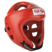 "Competition Fight Head Guard ""OLYMPIA"" RED 4061-4"
