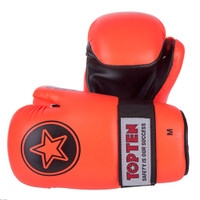 "PointFighter ""NEON ORANGE"" Star Gloves Ltd Edition"