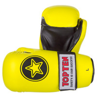 "PointFighter ""NEON YELLOW"" Star Gloves Ltd Edition"