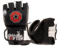 "Grappling gloves TOP TEN MMA Gel inside ""Competition"""
