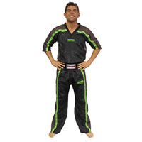 "TOP TEN MESH Uniform ""NEON"" Black/Green"