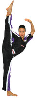 Coolmesh Tech Ultimate Womens Uniform Black/Purple