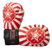 "Boxing/Sparring gloves TOP TEN ""Fight"" MMA 2366"