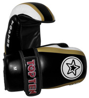 "Pointfighter gloves TOP TEN ""Star & Stripes"" Black 2181-9"