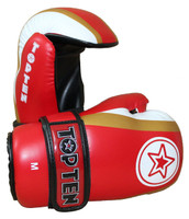 "Pointfighter Gloves TOP TEN ""Star & Stripes"" Red 2181-4"