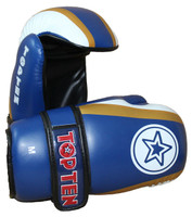 "Pointfighter gloves TOP TEN ""Star & Stripes"" Blue 2181-6"