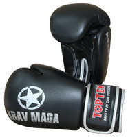 "Boxing / Sparring gloves TOP TEN ""KRAV MAGA"""